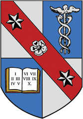 Shield of the Ludwig von Mises Crest