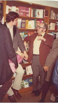 Murray Rothbard and Garrison 1973